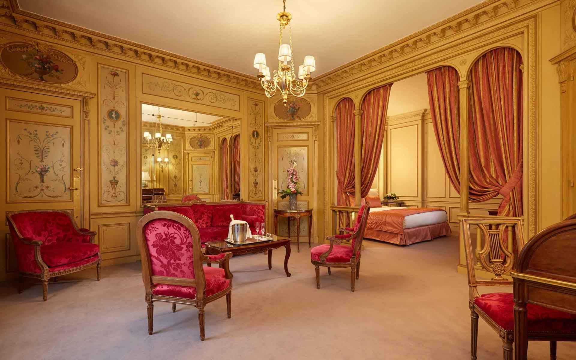 Hotel Raphael Paris Junior Suite Deluxe