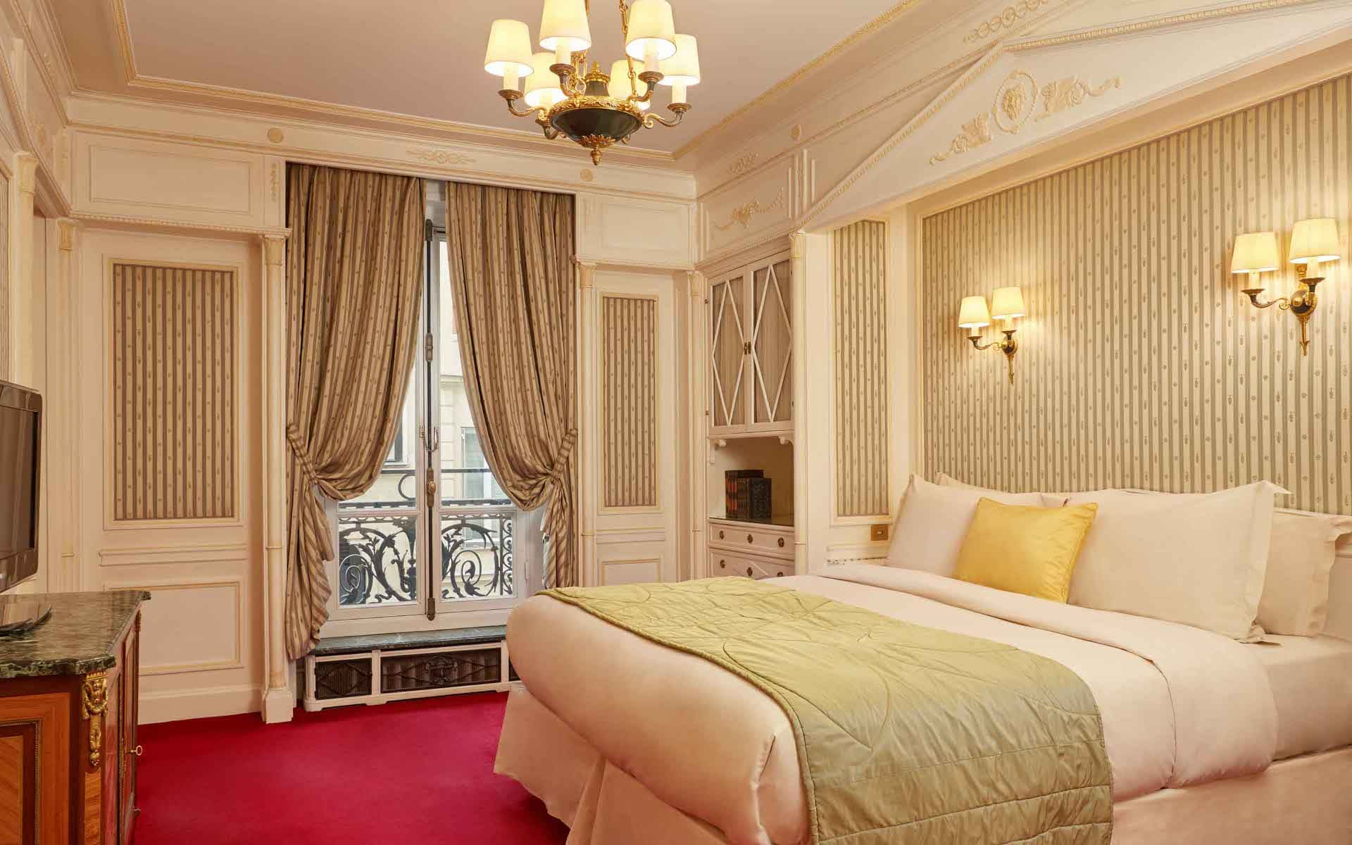 Hotel Raphael Paris Suite Executive